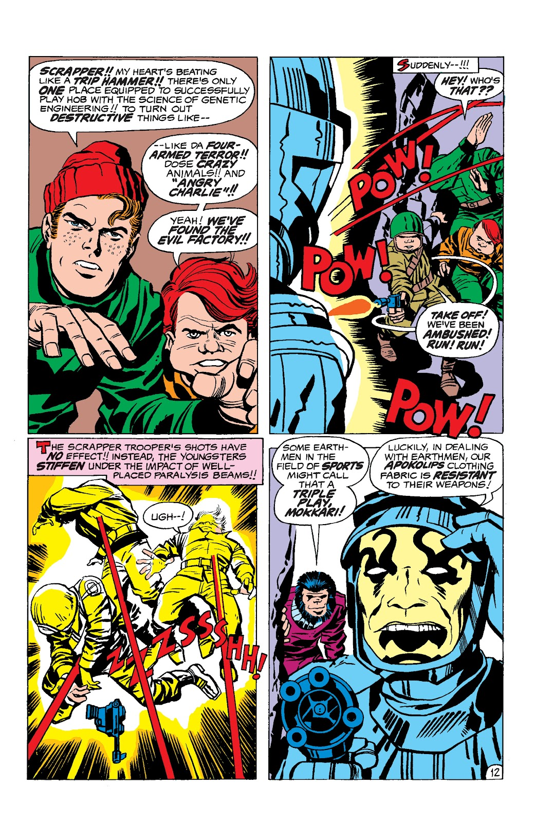 Read online Superman's Pal, Jimmy Olsen by Jack Kirby comic -  Issue # TPB (Part 3) - 74