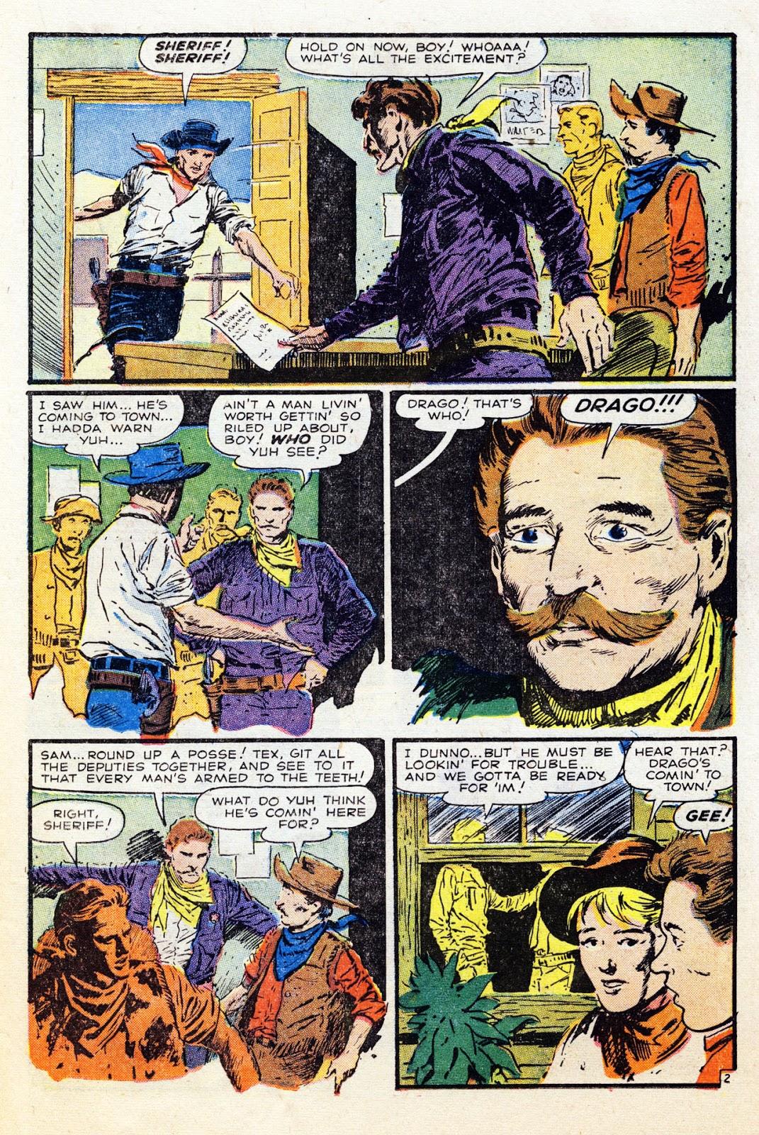 Gunsmoke Western issue 36 - Page 23