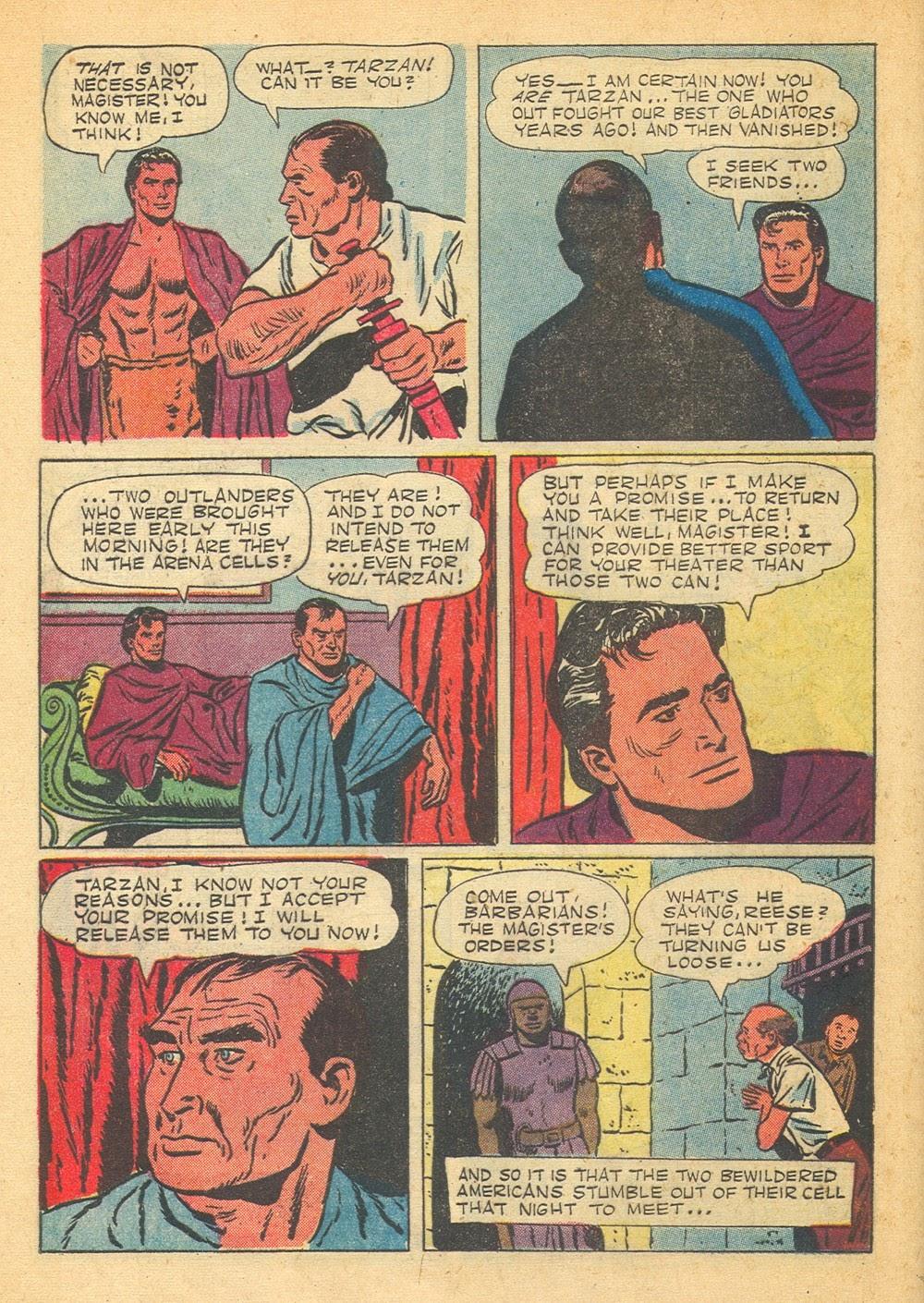 Tarzan (1948) issue 57 - Page 40