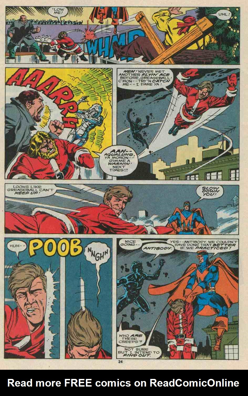 Read online DP7 comic -  Issue #30 - 25