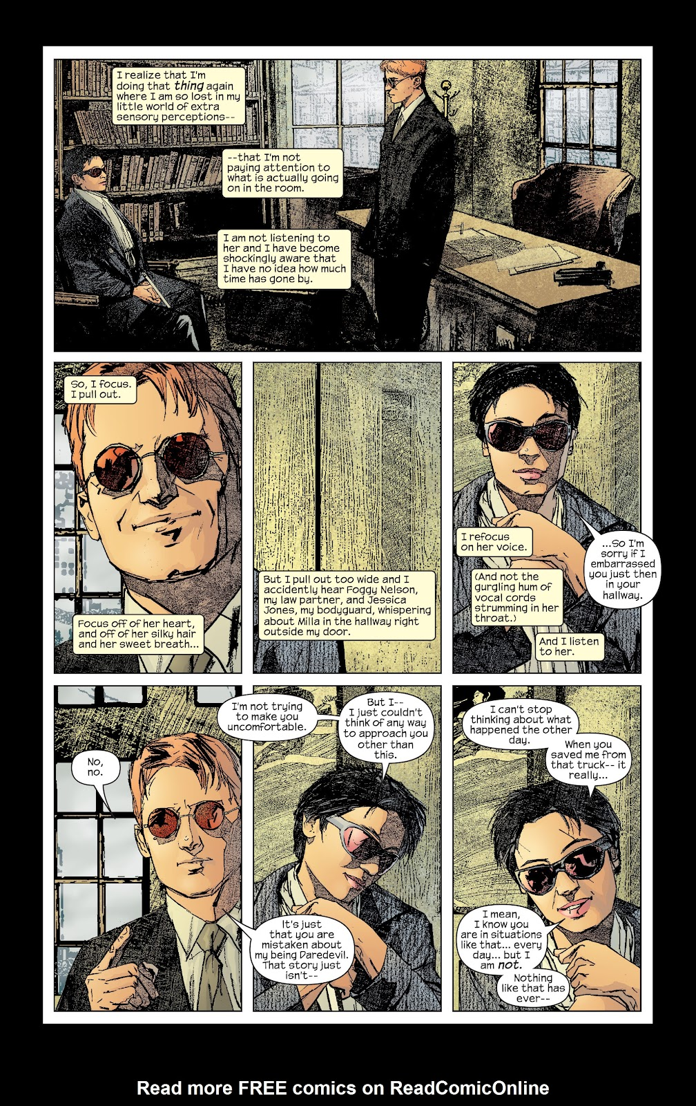 Read online Daredevil (1998) comic -  Issue # _Ultimate_Collection TPB 2 (Part 1) - 56