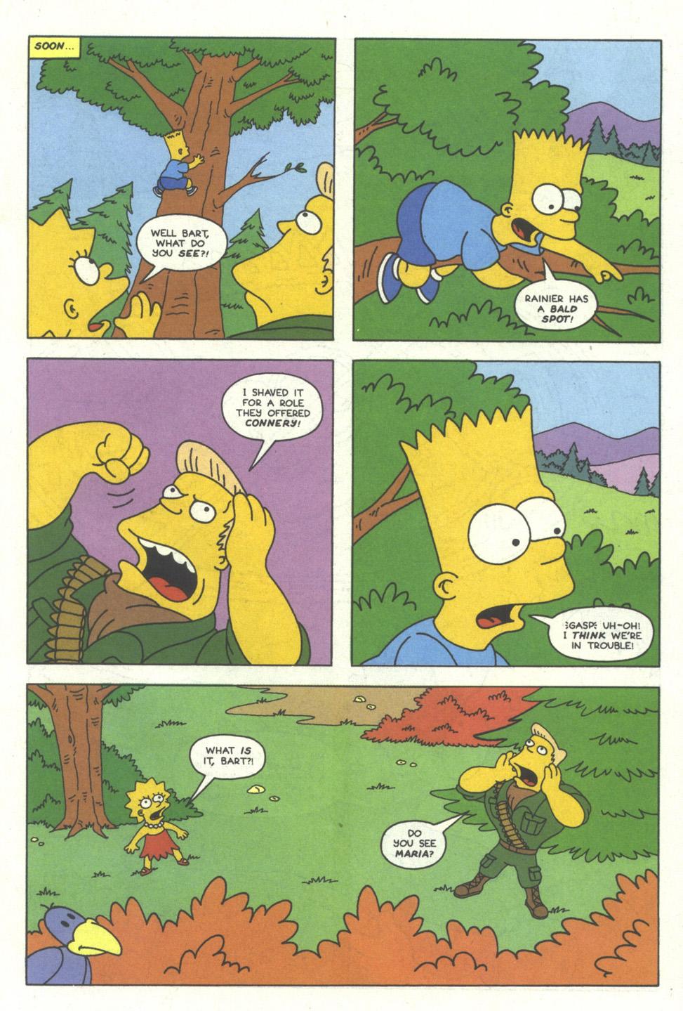 Read online Simpsons Comics comic -  Issue #11 - 16