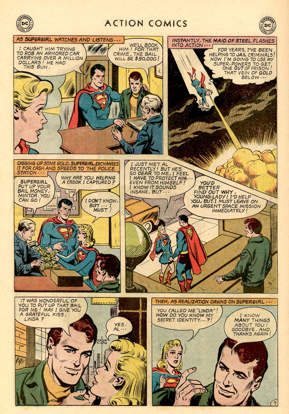 Read online Action Comics (1938) comic -  Issue #326 - 26