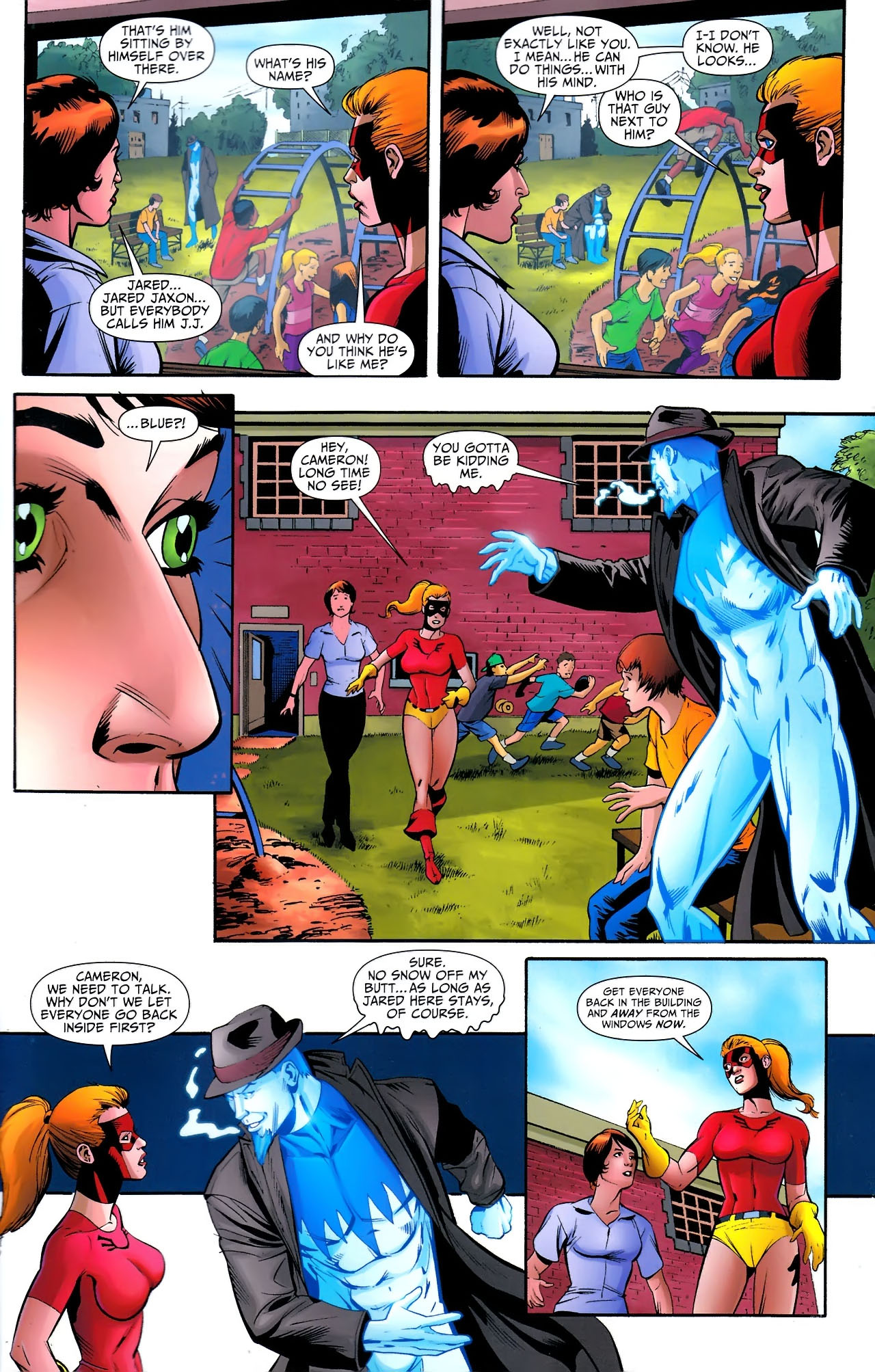 Read online JSA 80-Page Giant 2011 comic -  Issue # Full - 45
