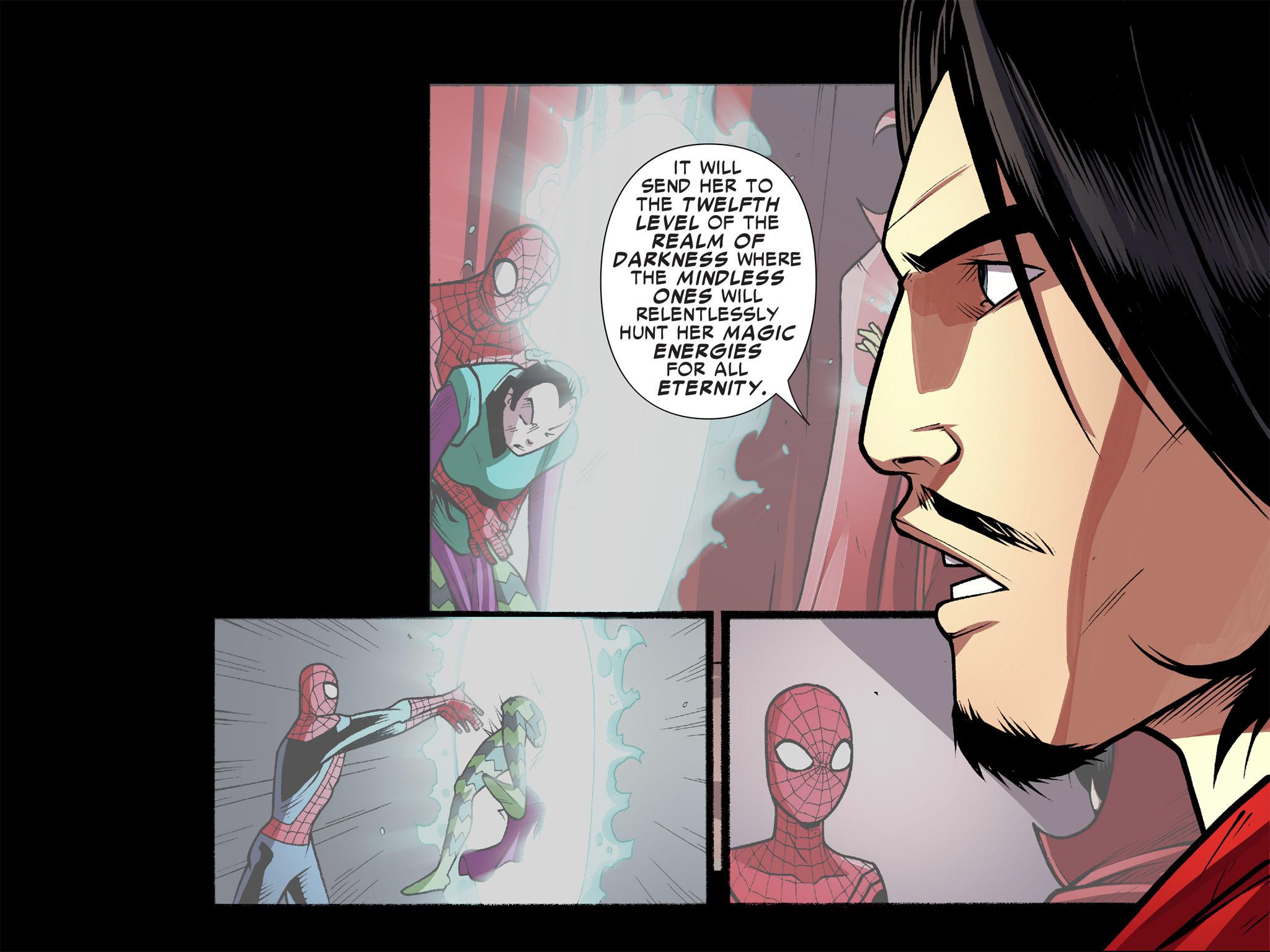 Read online Ultimate Spider-Man (Infinite Comics) (2016) comic -  Issue #10 - 59