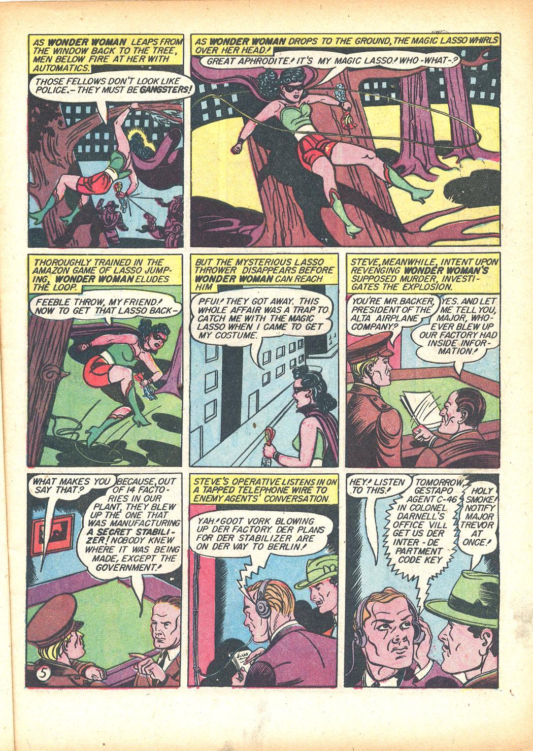 Read online Sensation (Mystery) Comics comic -  Issue #13 - 7