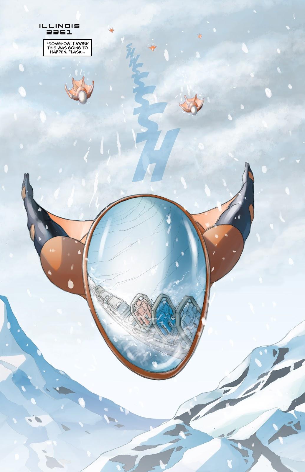 Read online Elephantmen 2261 Season Two: The Pentalion Job comic -  Issue # TPB - 30