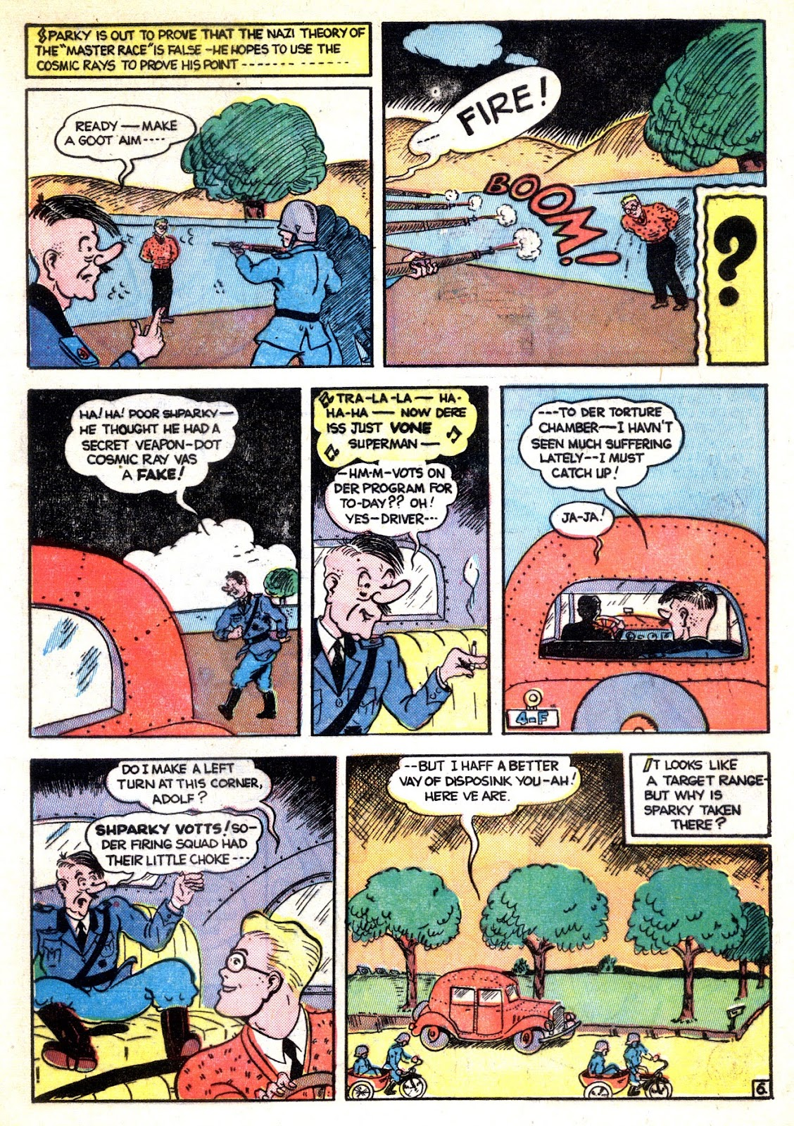 Sparky Watts issue 4 - Page 13