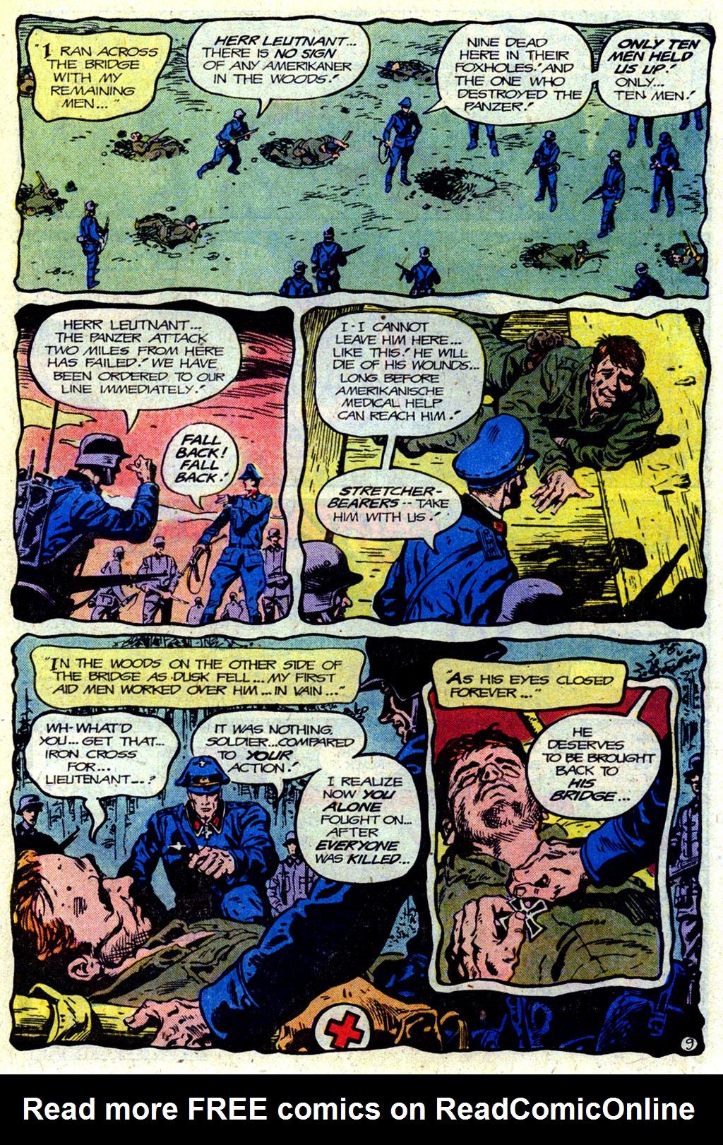 Read online Sgt. Rock comic -  Issue #337 - 10