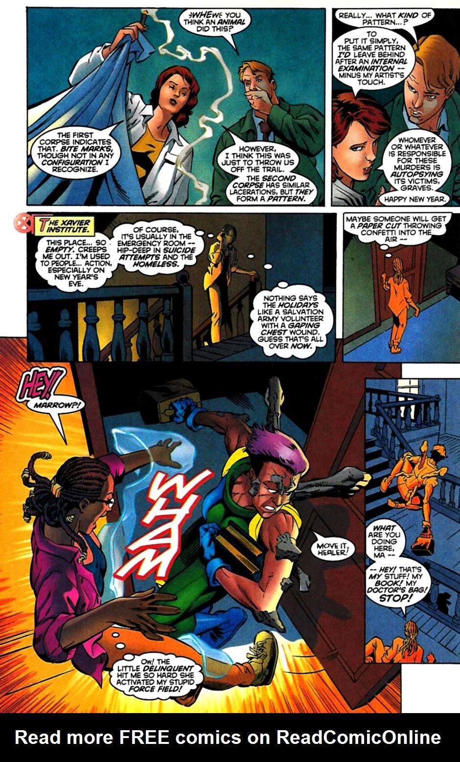 X-Men (1991) 73 Page 8