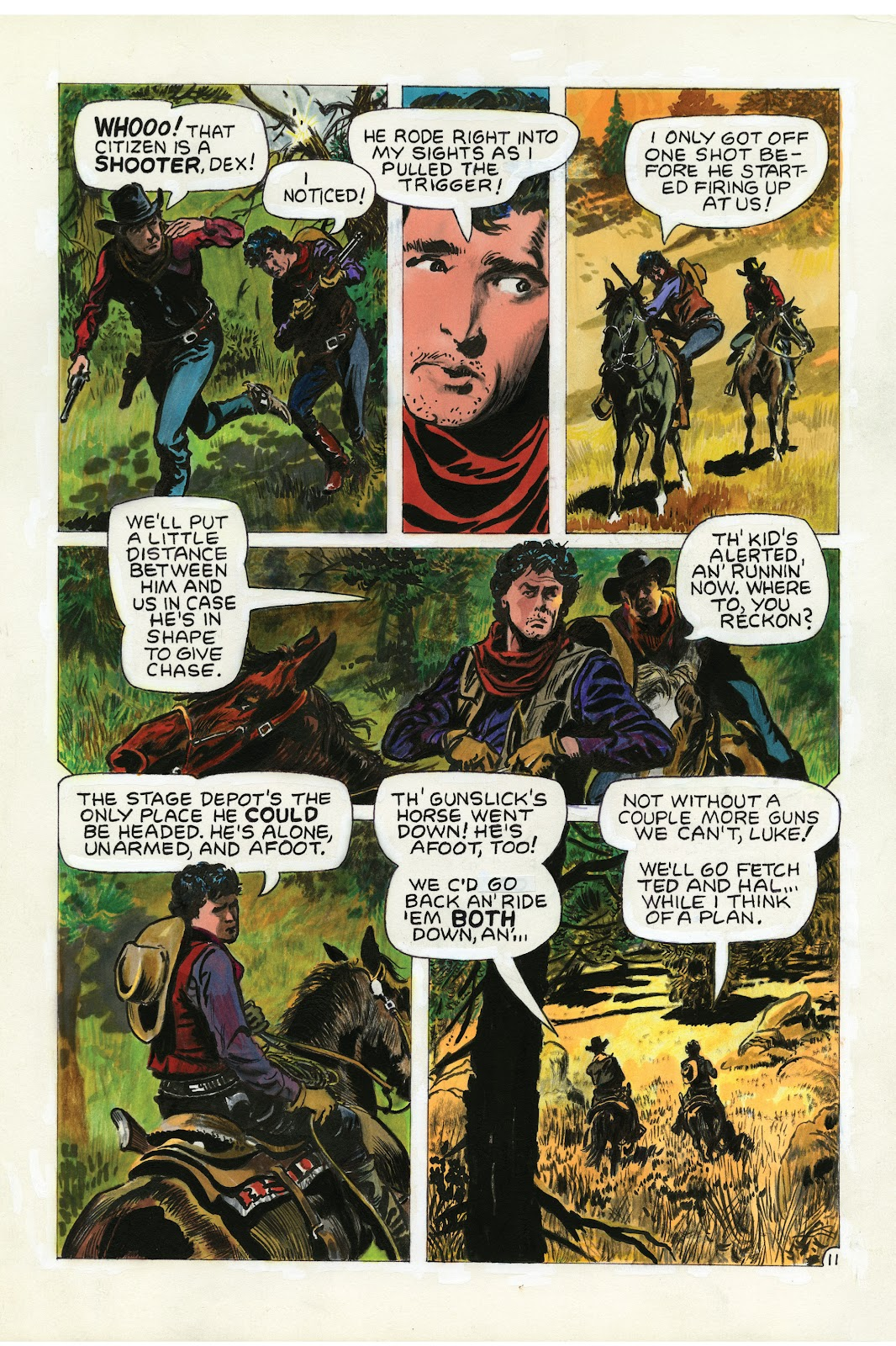 Read online Doug Wildey's Rio: The Complete Saga comic -  Issue # TPB (Part 2) - 46