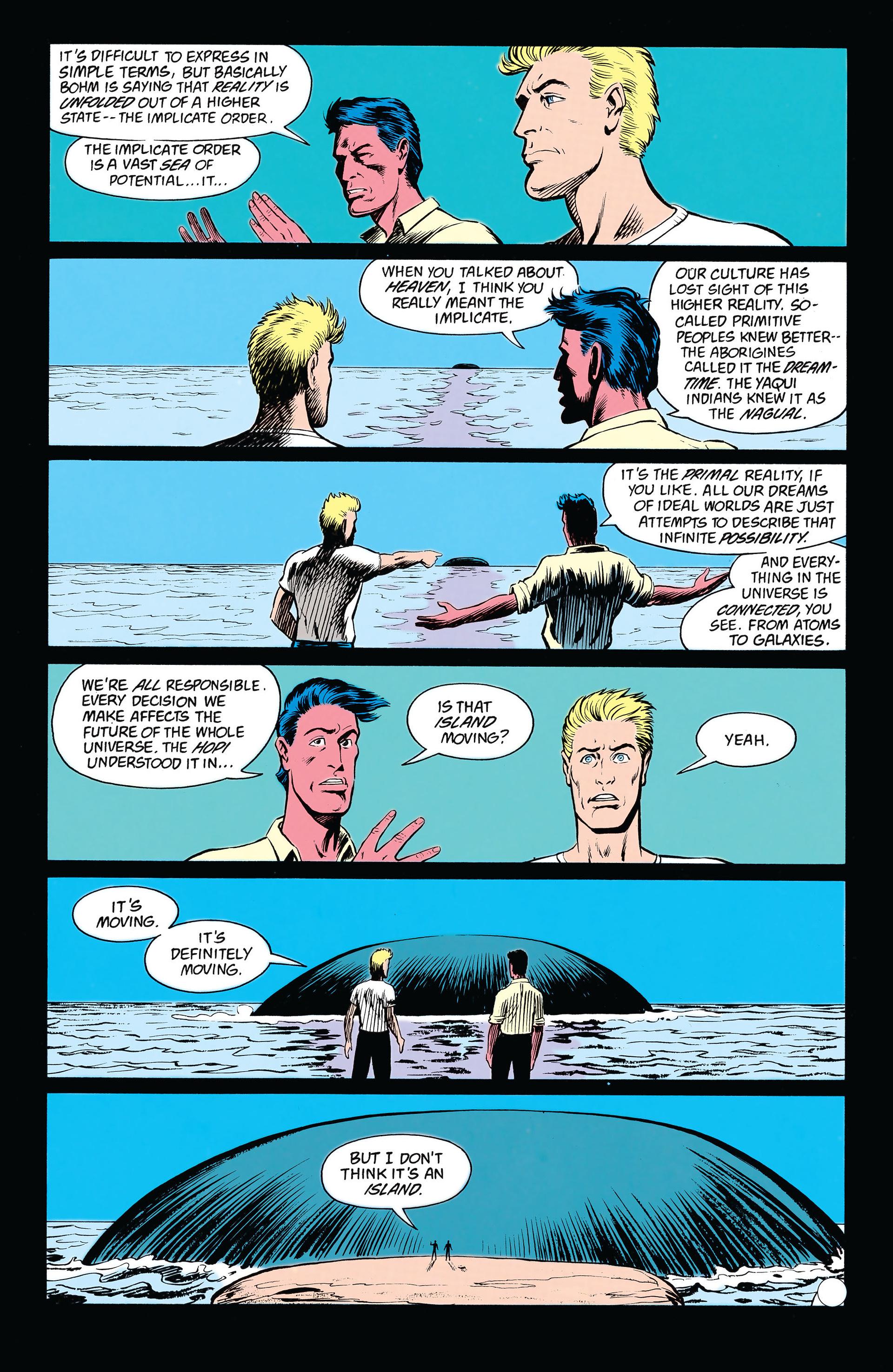 Read online Animal Man (1988) comic -  Issue #19 - 16