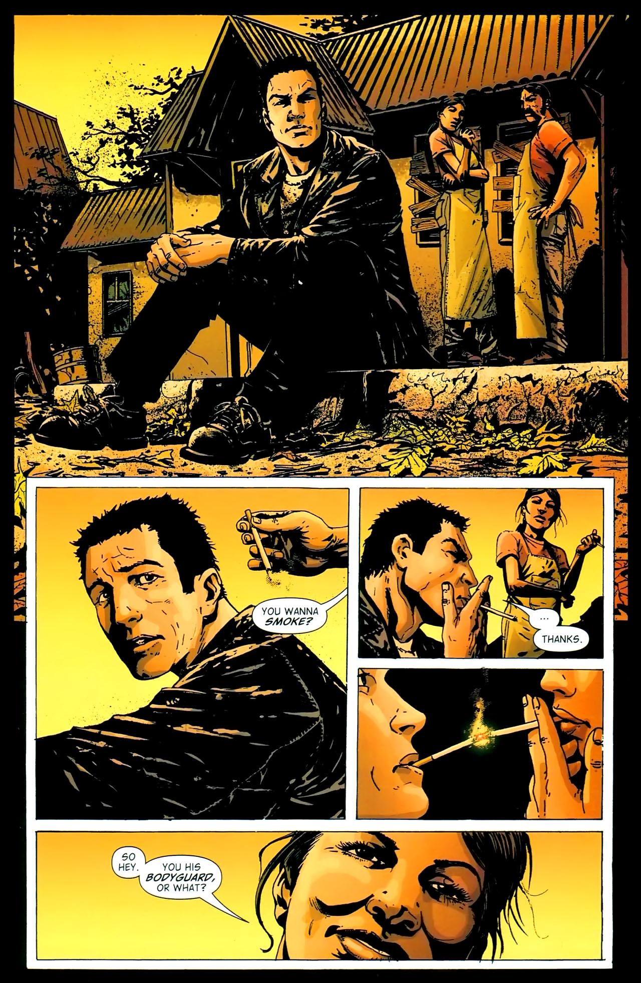 Read online John Constantine Hellblazer: All His Engines comic -  Issue # Full - 67
