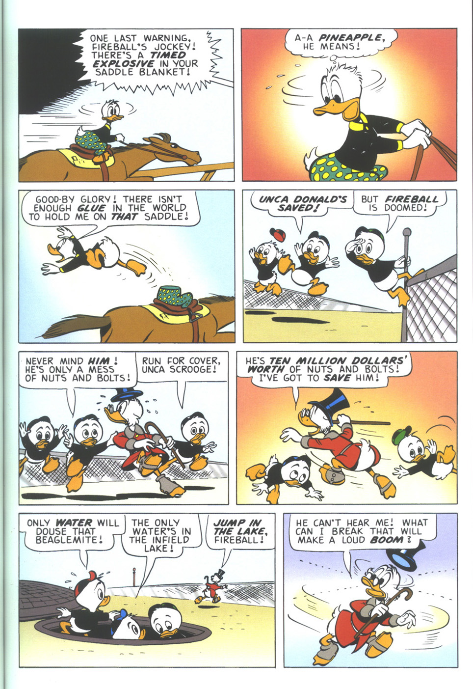 Read online Uncle Scrooge (1953) comic -  Issue #340 - 25