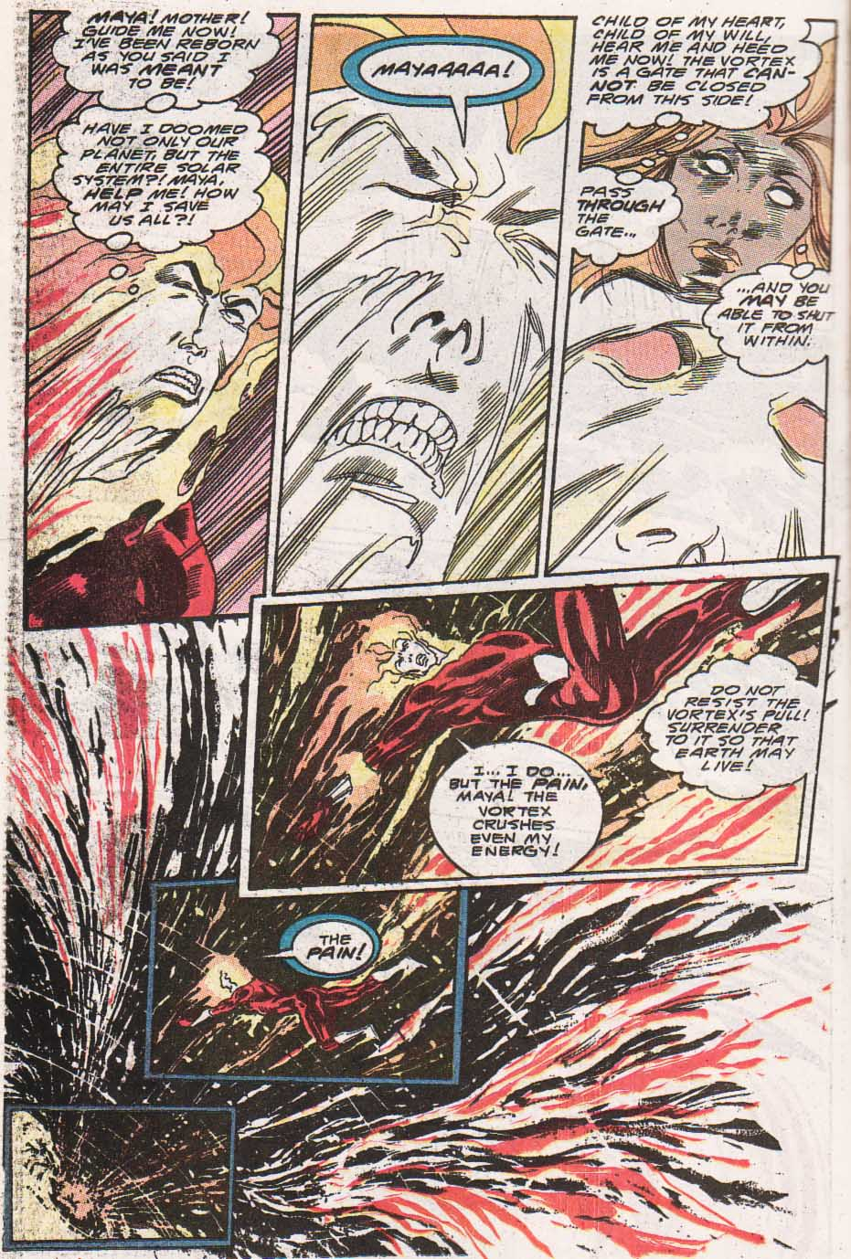 Firestorm, the Nuclear Man Issue #100 #36 - English 47