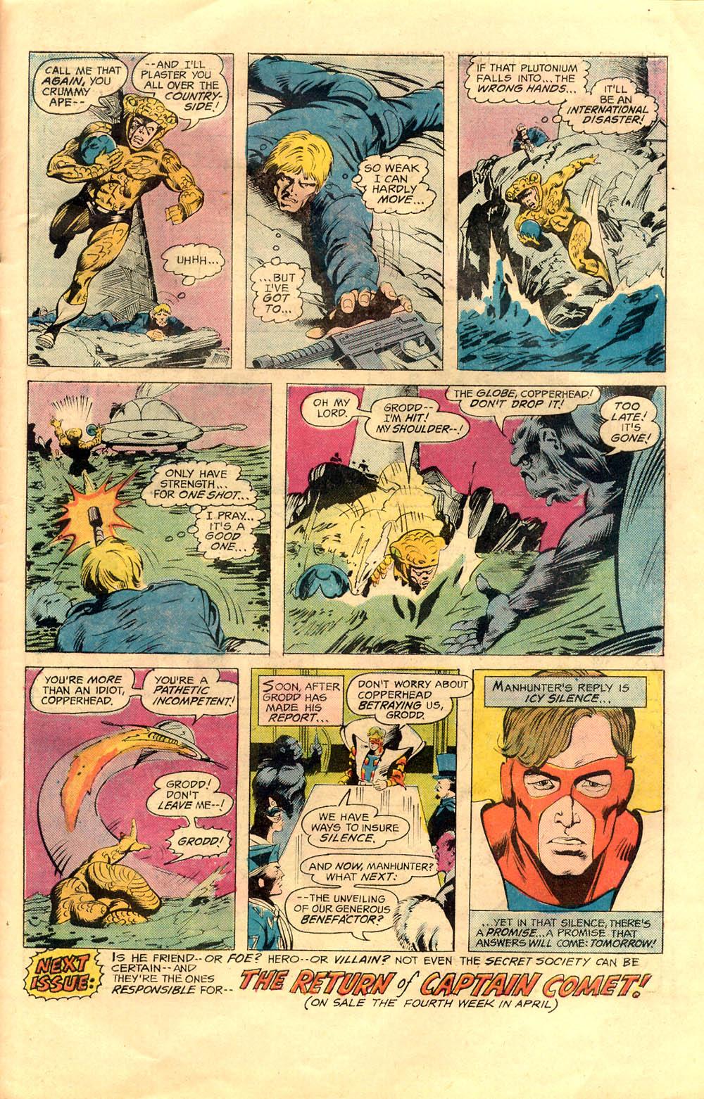 Read online Secret Society of Super-Villains comic -  Issue #1 - 17