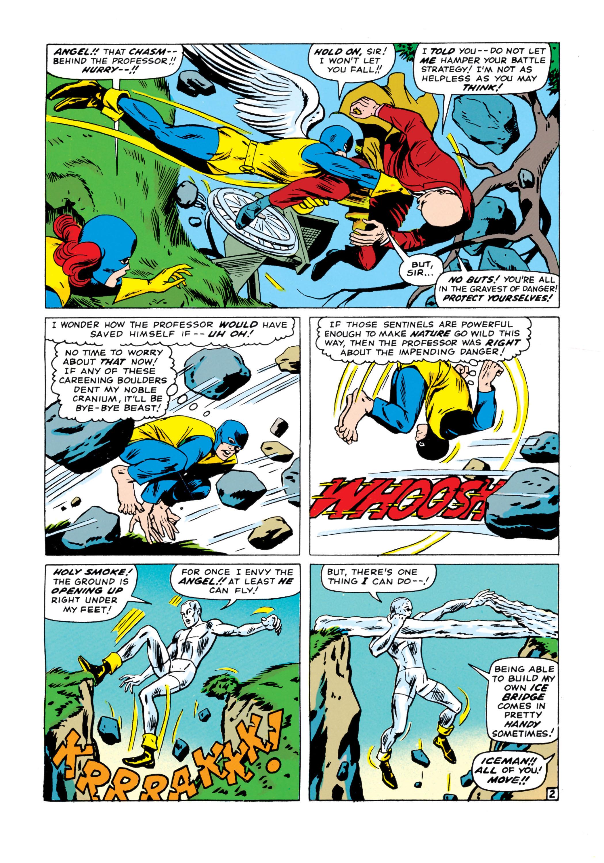 Read online Uncanny X-Men (1963) comic -  Issue #15 - 3
