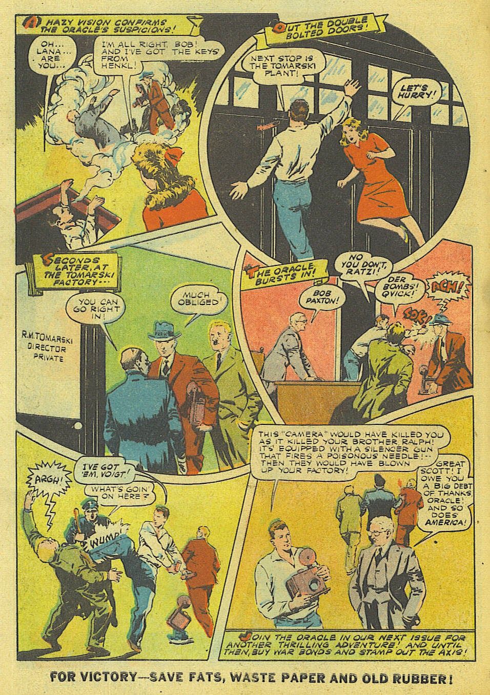 Startling Comics issue 27 - Page 42