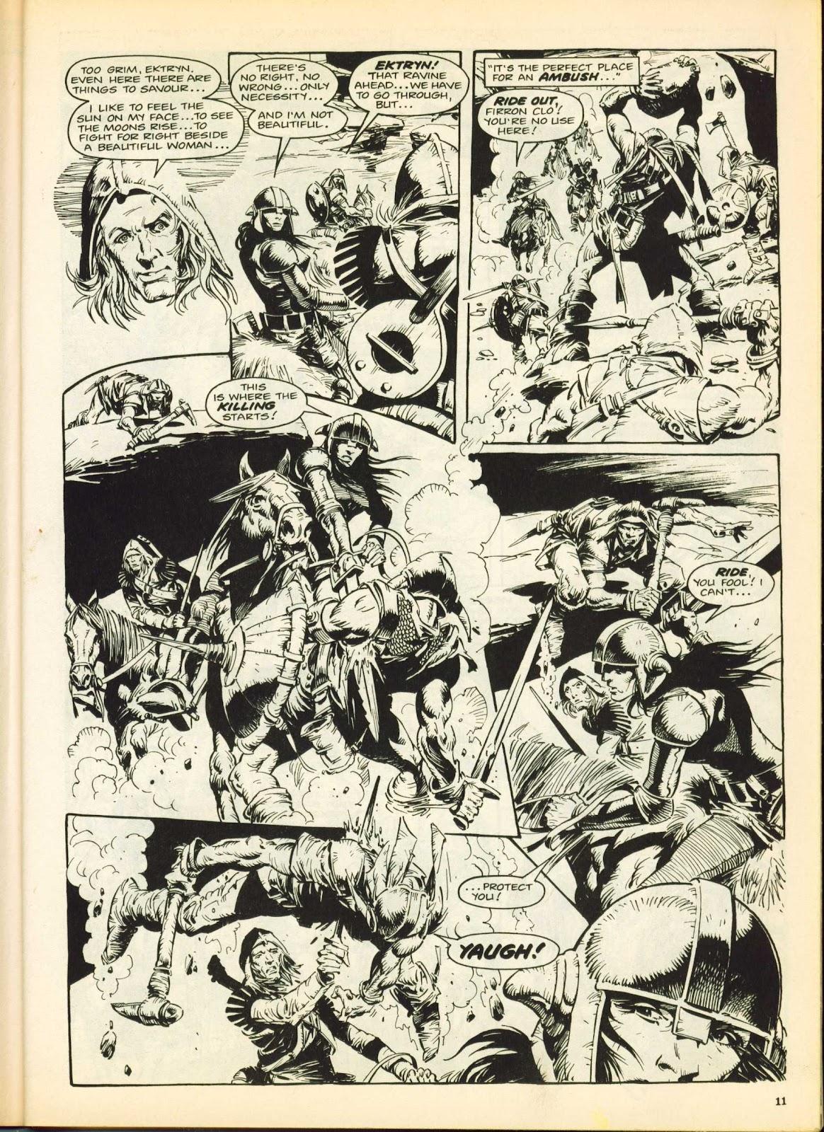 Warrior Issue #25 #26 - English 11