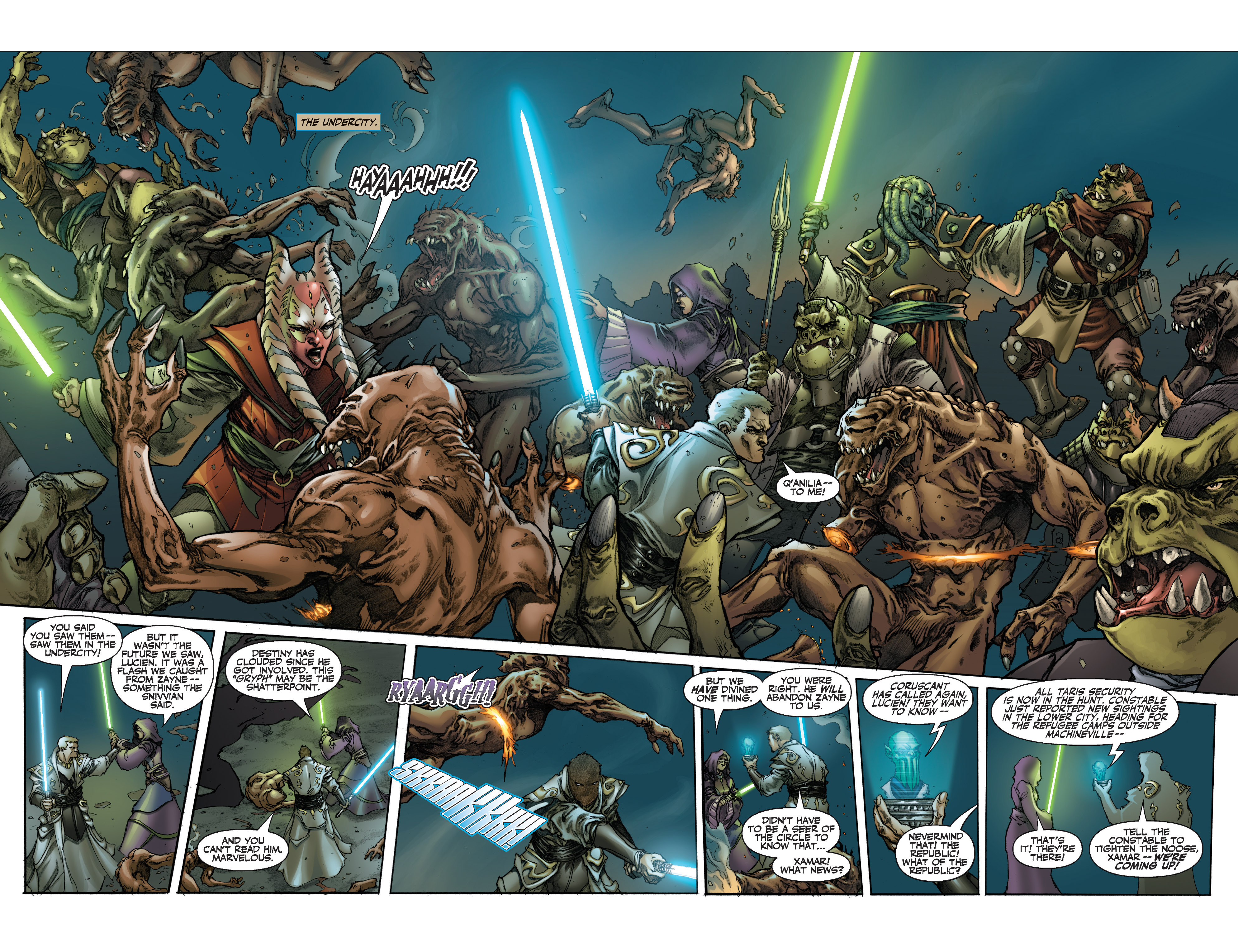 Read online Star Wars Omnibus comic -  Issue # Vol. 29 - 67