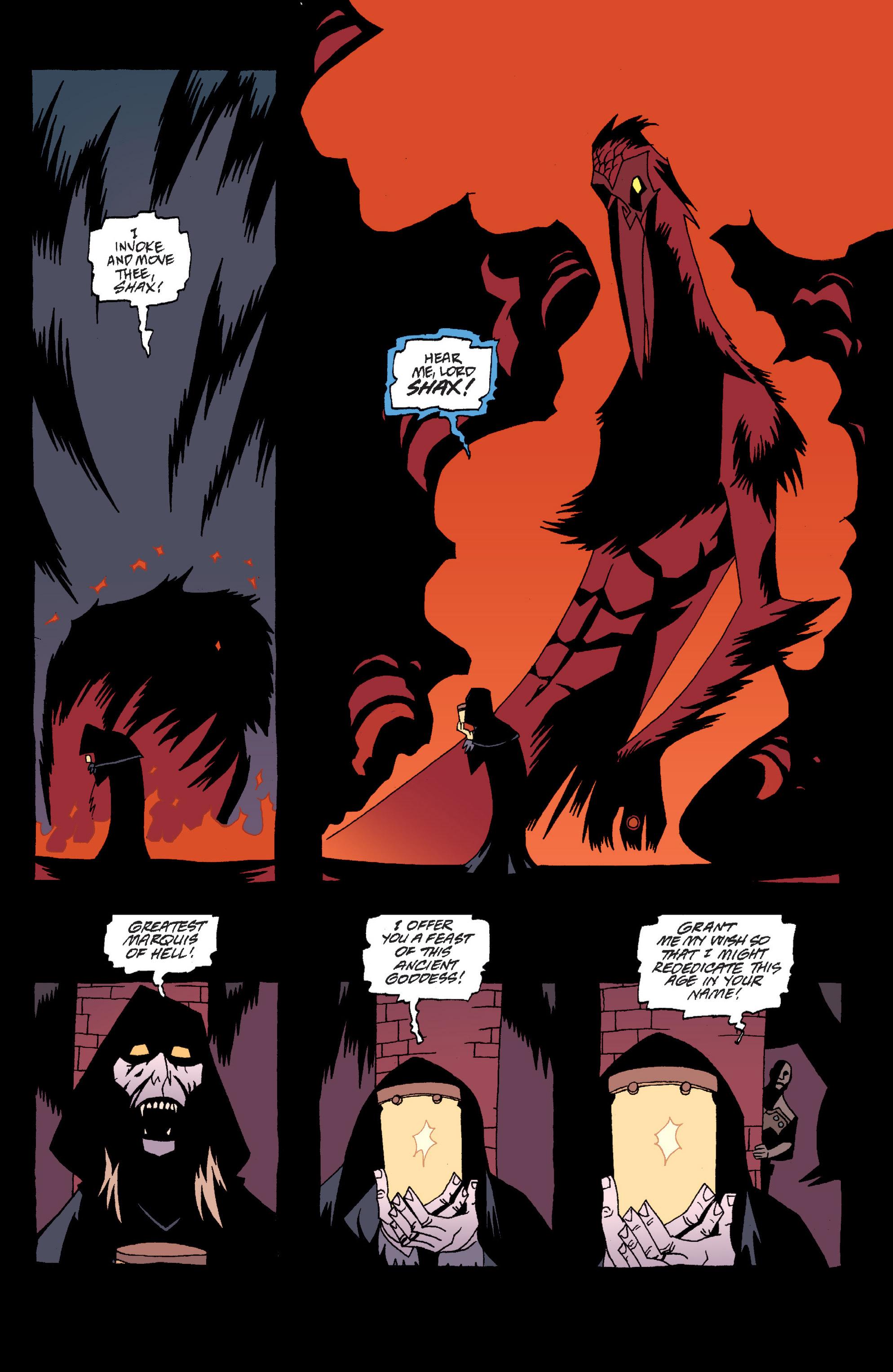 Read online B.P.R.D. (2003) comic -  Issue # TPB 2 - 25
