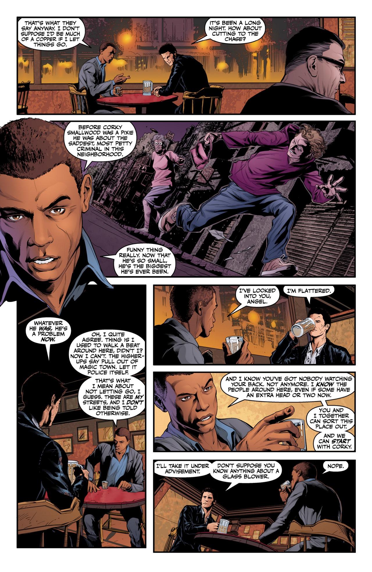 Read online Angel & Faith Season 10 comic -  Issue #2 - 22
