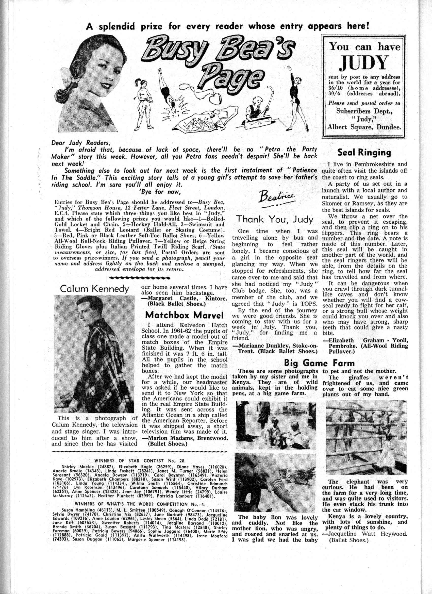Read online Judy comic -  Issue #167 - 8