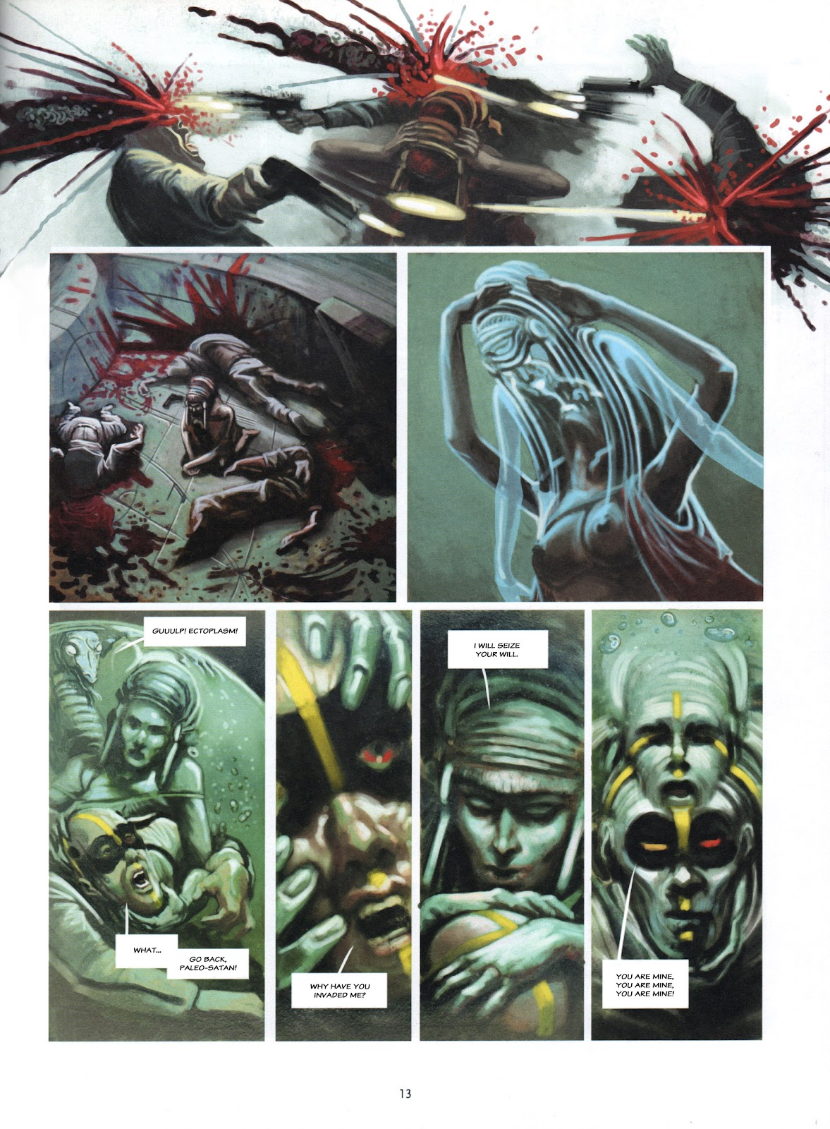 Showman Killer issue 2 - Page 13