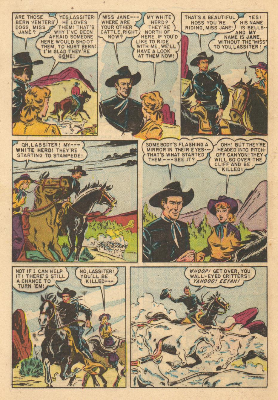 Four Color Comics issue 372 - Page 8