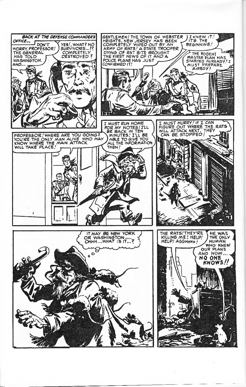 Read online Men of Mystery Comics comic -  Issue #53 - 10