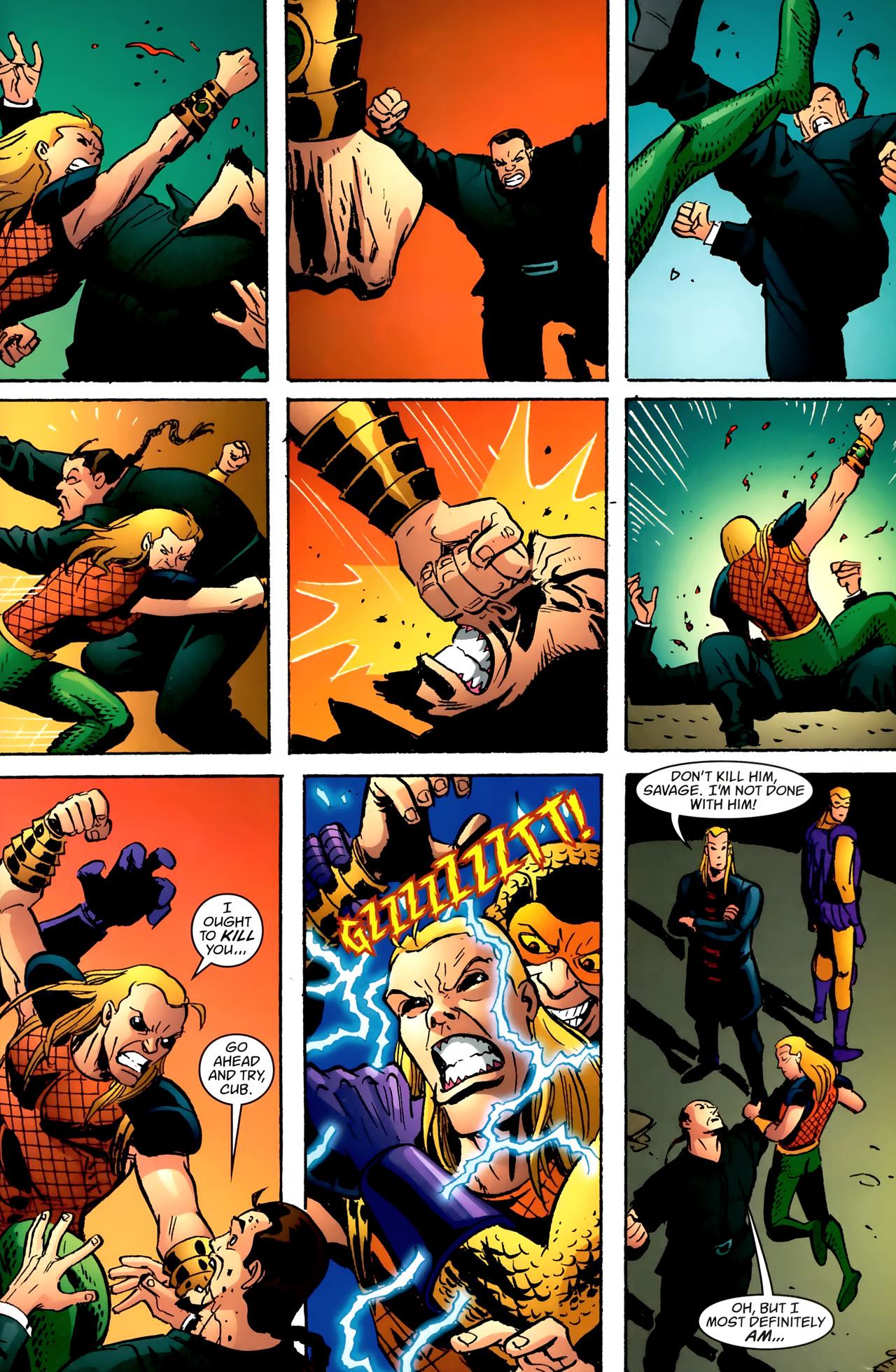Read online Aquaman: Sword of Atlantis comic -  Issue #55 - 21