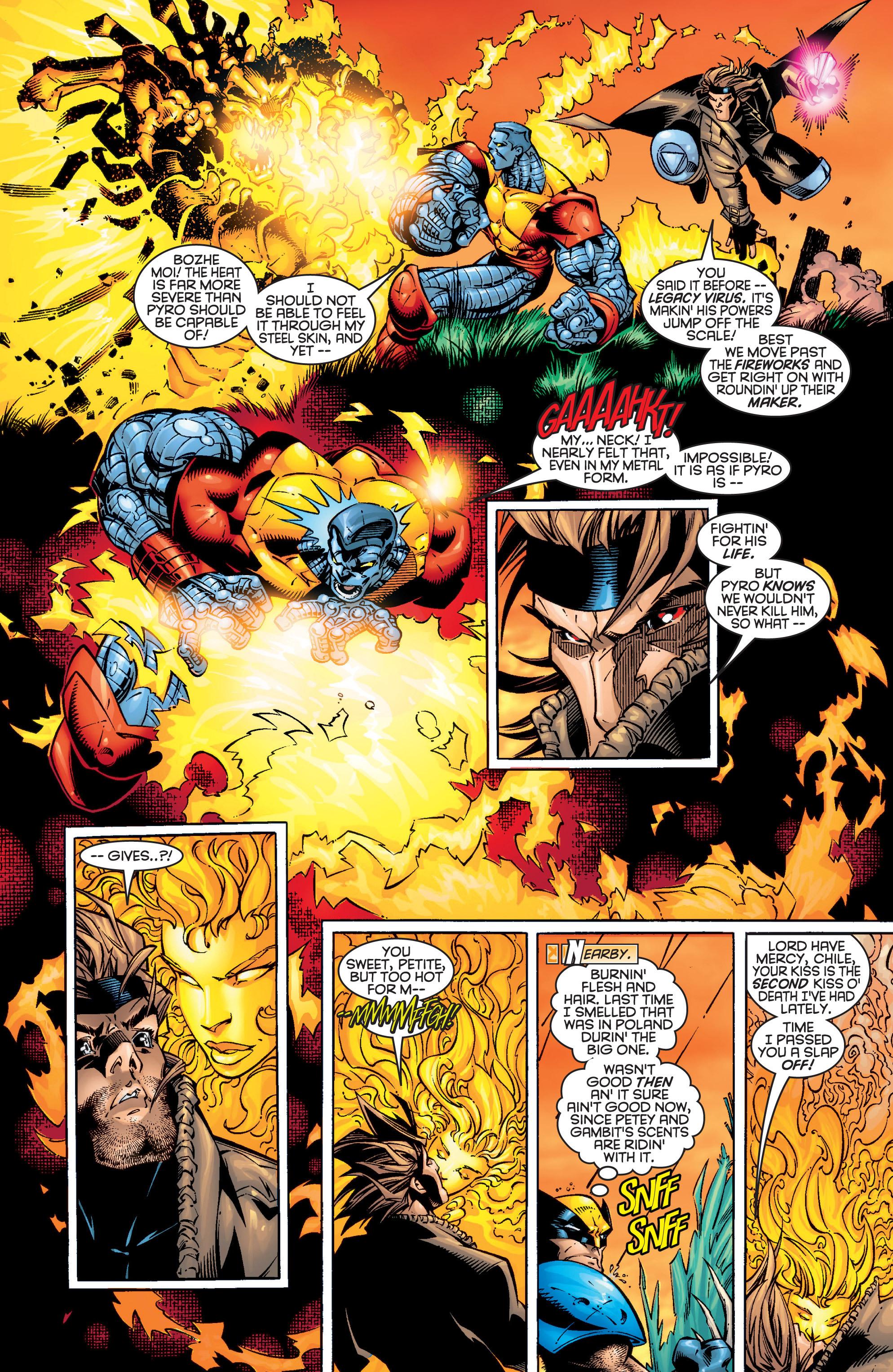 Read online Uncanny X-Men (1963) comic -  Issue #362 - 14