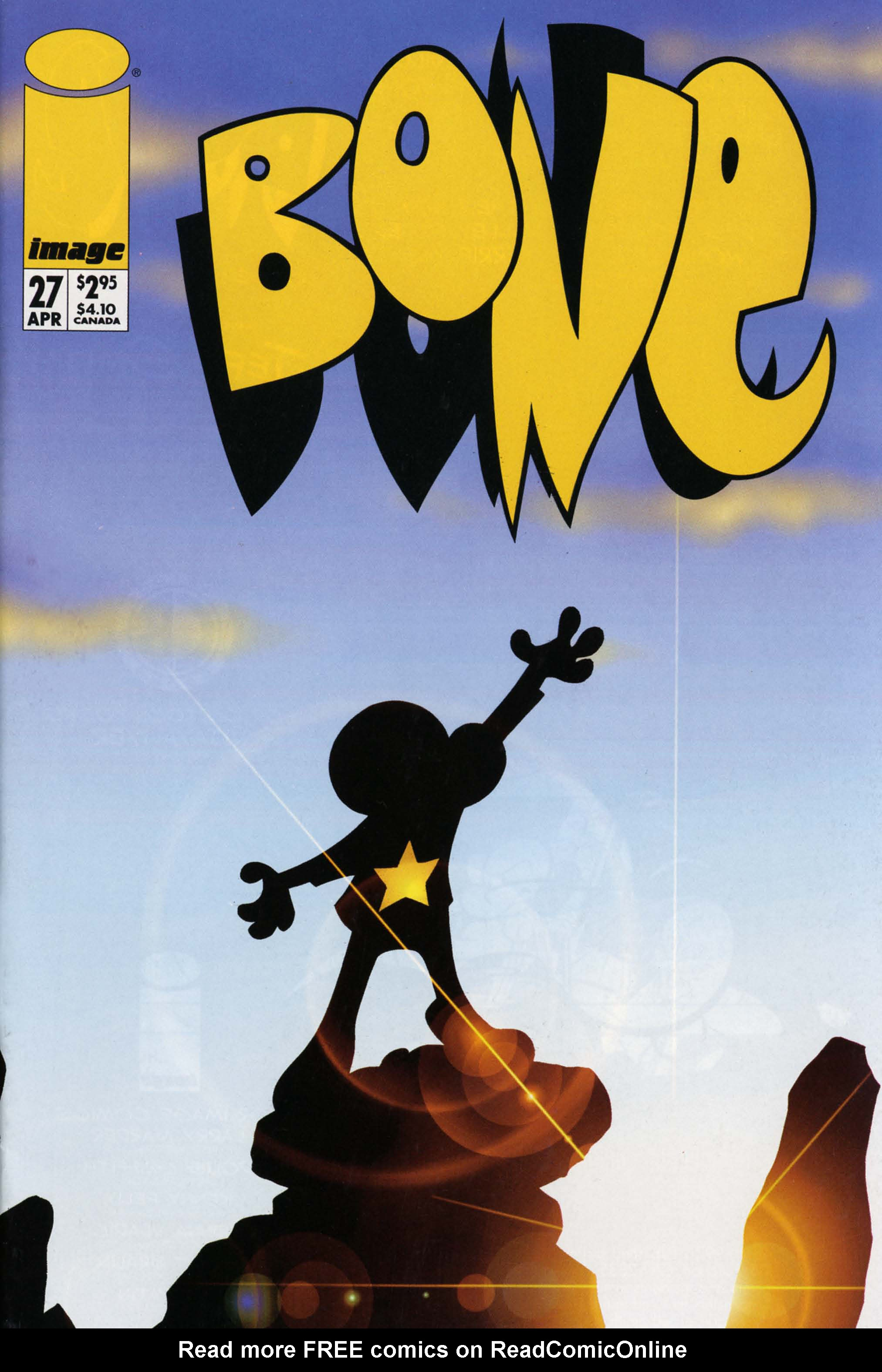 Bone 1991 Issue 27