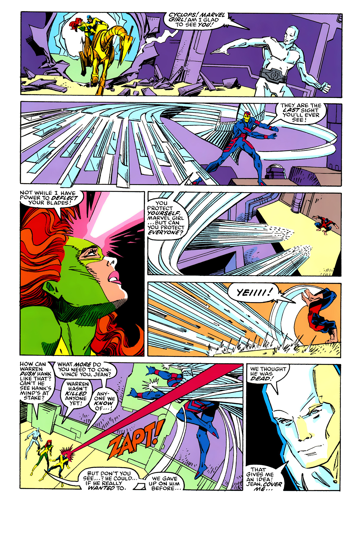 Read online X-Factor (1986) comic -  Issue #25 - 29