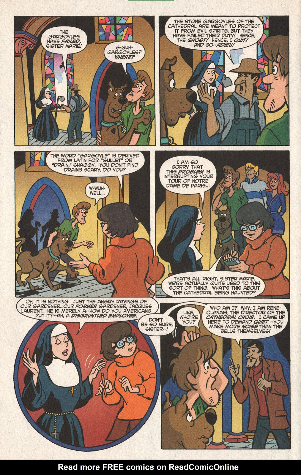 Read online Scooby-Doo (1997) comic -  Issue #85 - 20