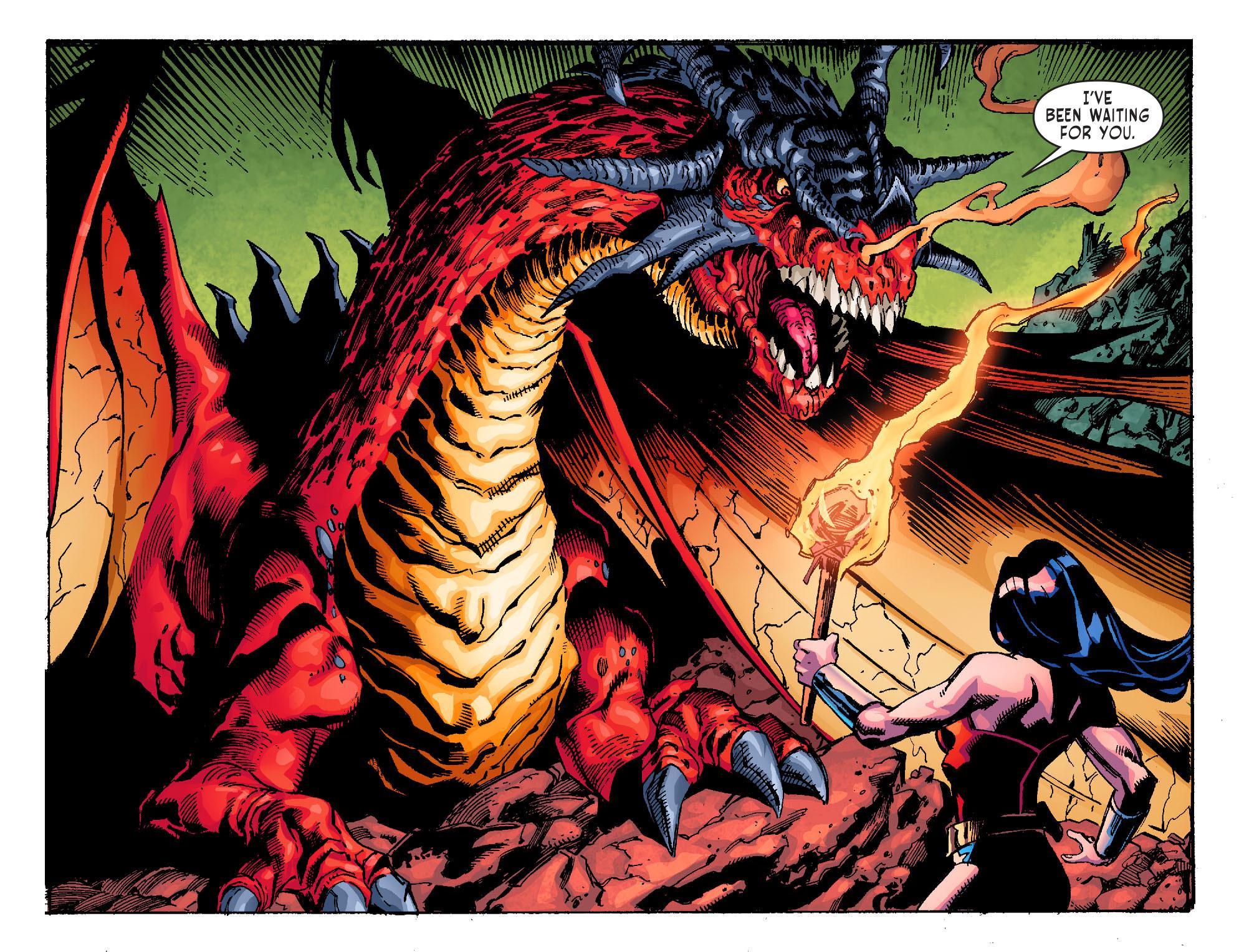 Read online Sensation Comics Featuring Wonder Woman comic -  Issue #28 - 6