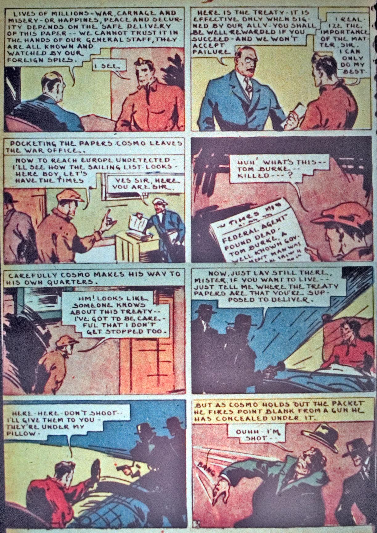 Read online Detective Comics (1937) comic -  Issue #34 - 44