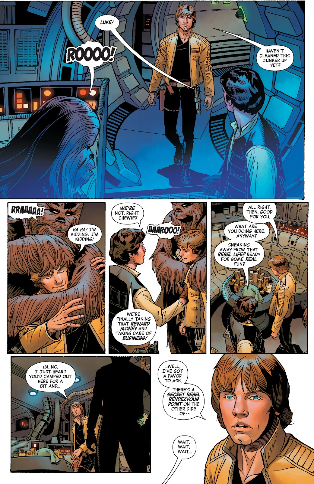 Read online Star Wars: Age of Rebellion - Heroes comic -  Issue # TPB - 31