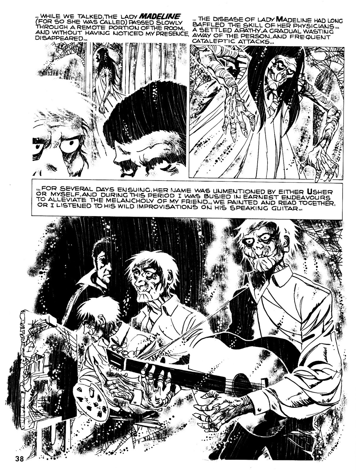 Scream (1973) issue 3 - Page 38