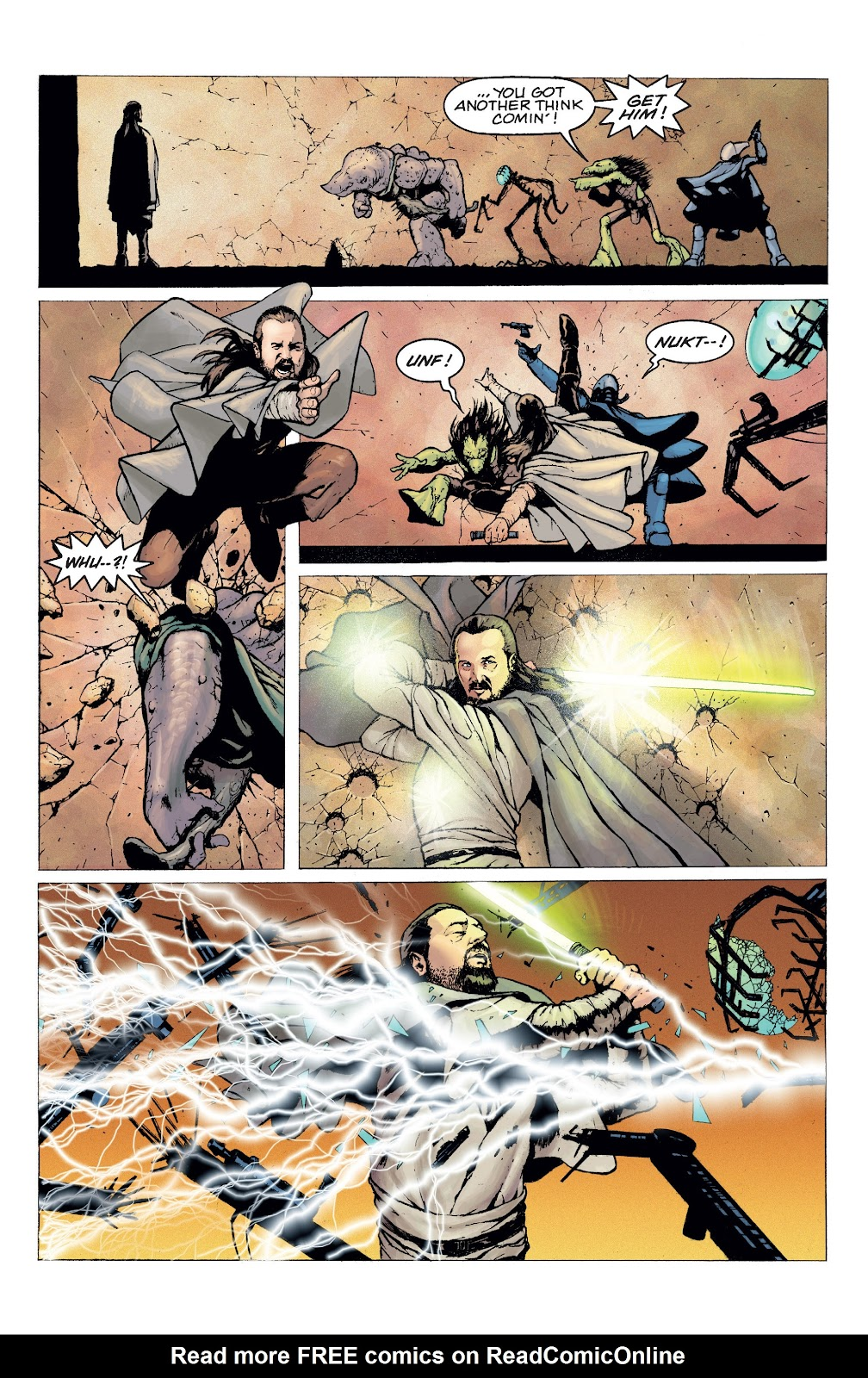 Read online Star Wars Legends: Rise of the Sith - Epic Collection comic -  Issue # TPB 2 (Part 5) - 5