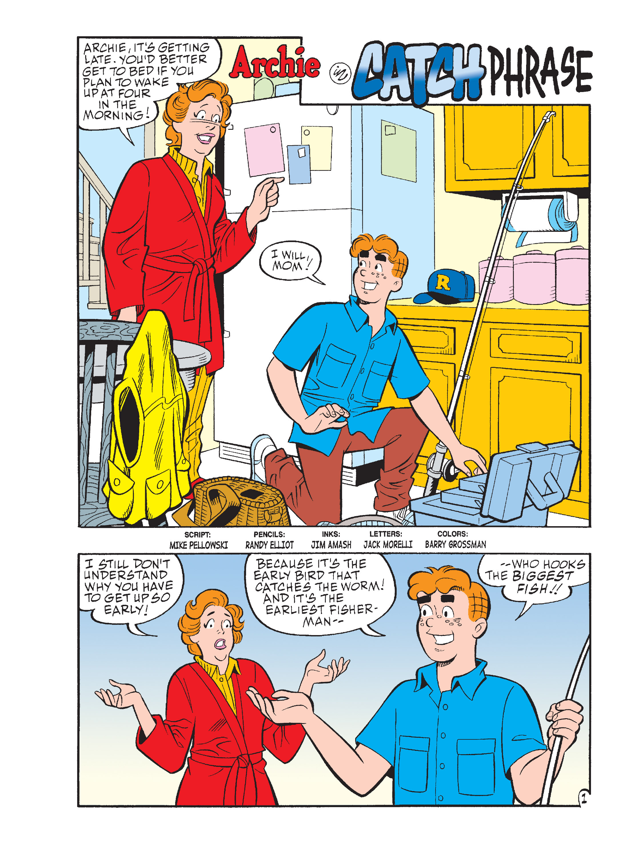 Read online Archie's Funhouse Double Digest comic -  Issue #15 - 172