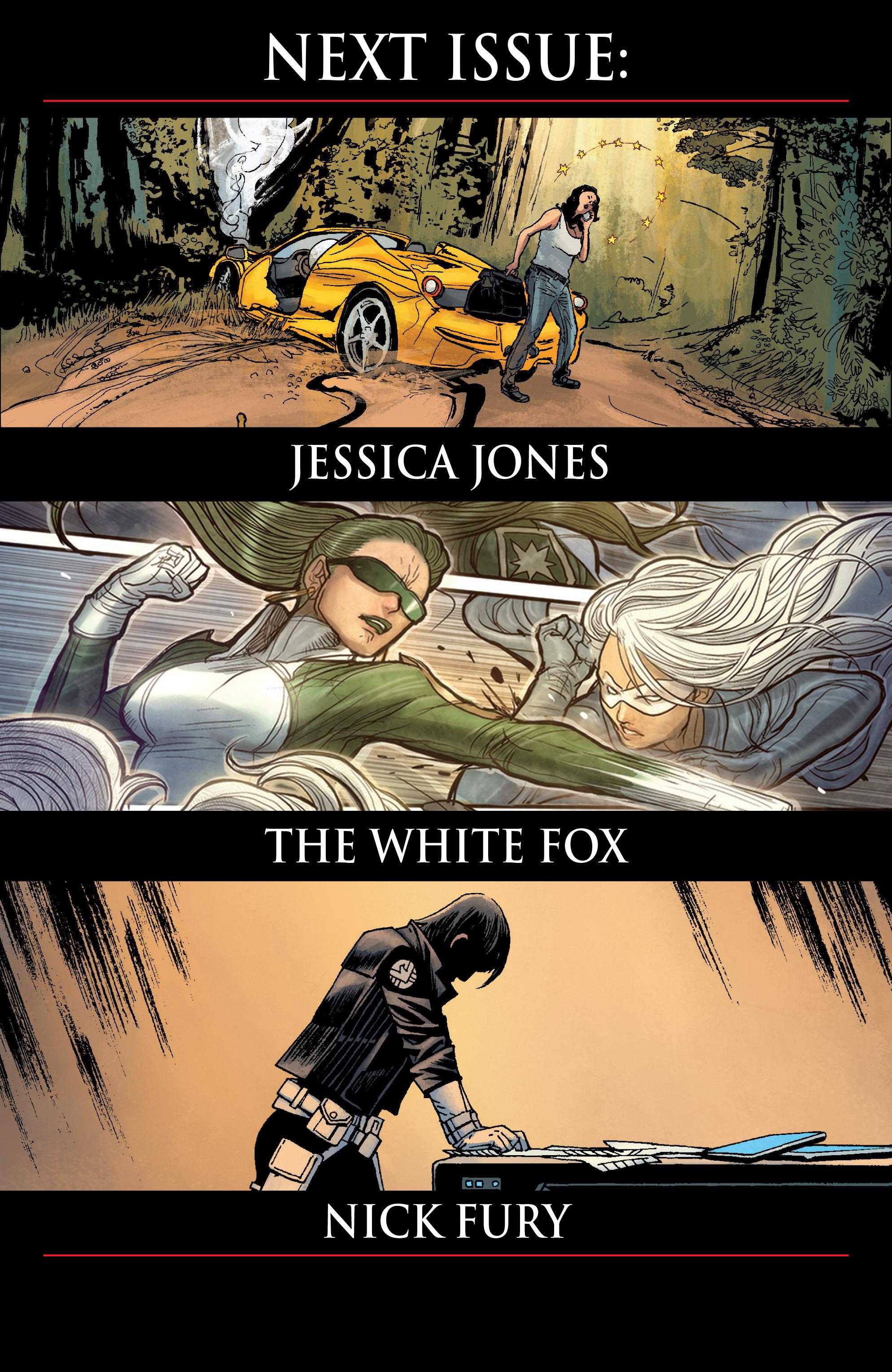 Read online Civil War II: Choosing Sides comic -  Issue #5 - 23
