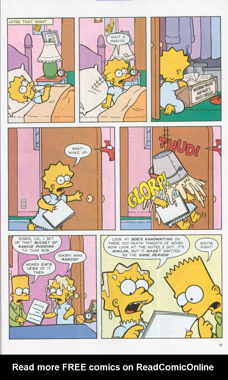 Read online Simpsons Comics comic -  Issue #71 - 16