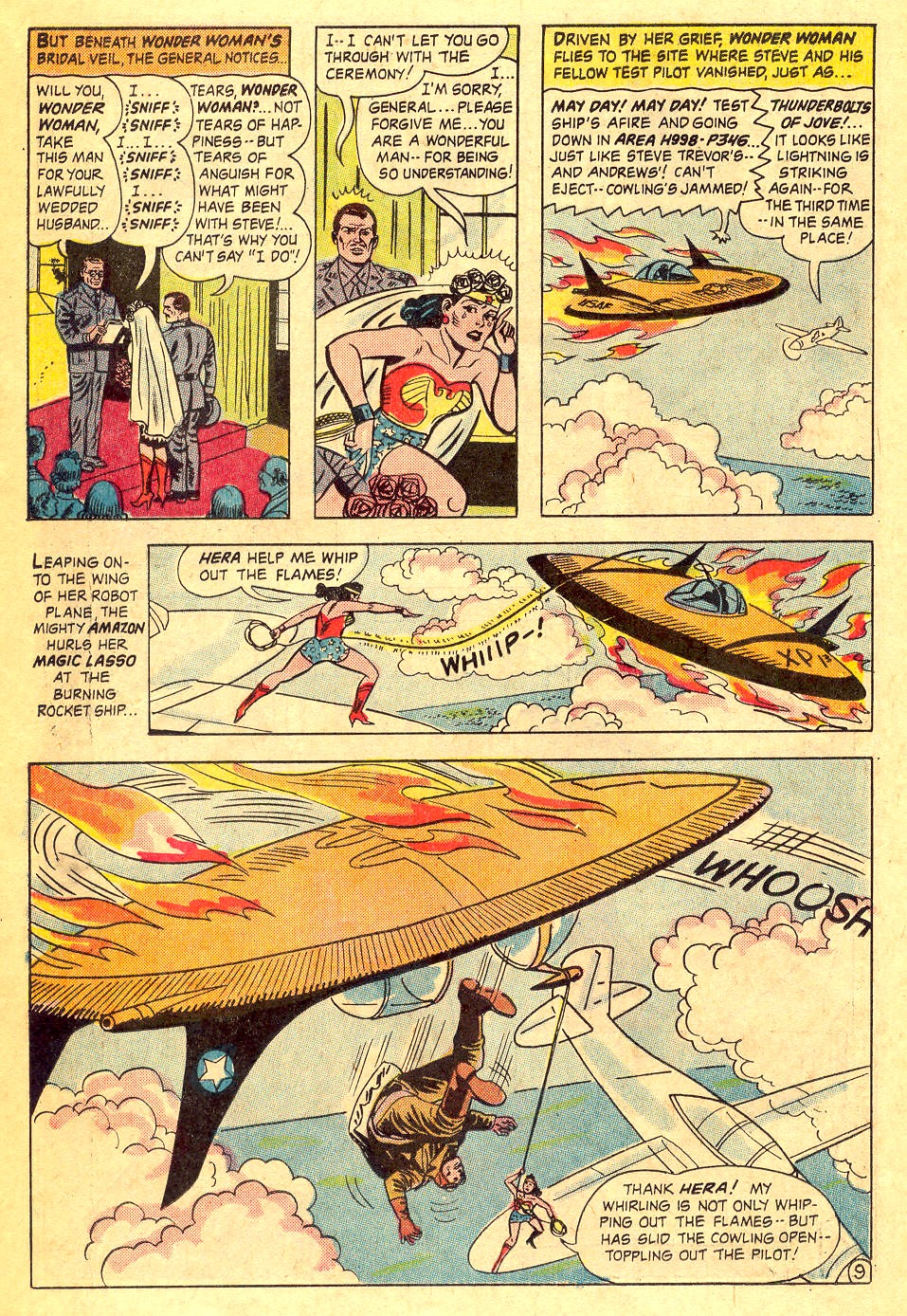 Read online Wonder Woman (1942) comic -  Issue #164 - 14