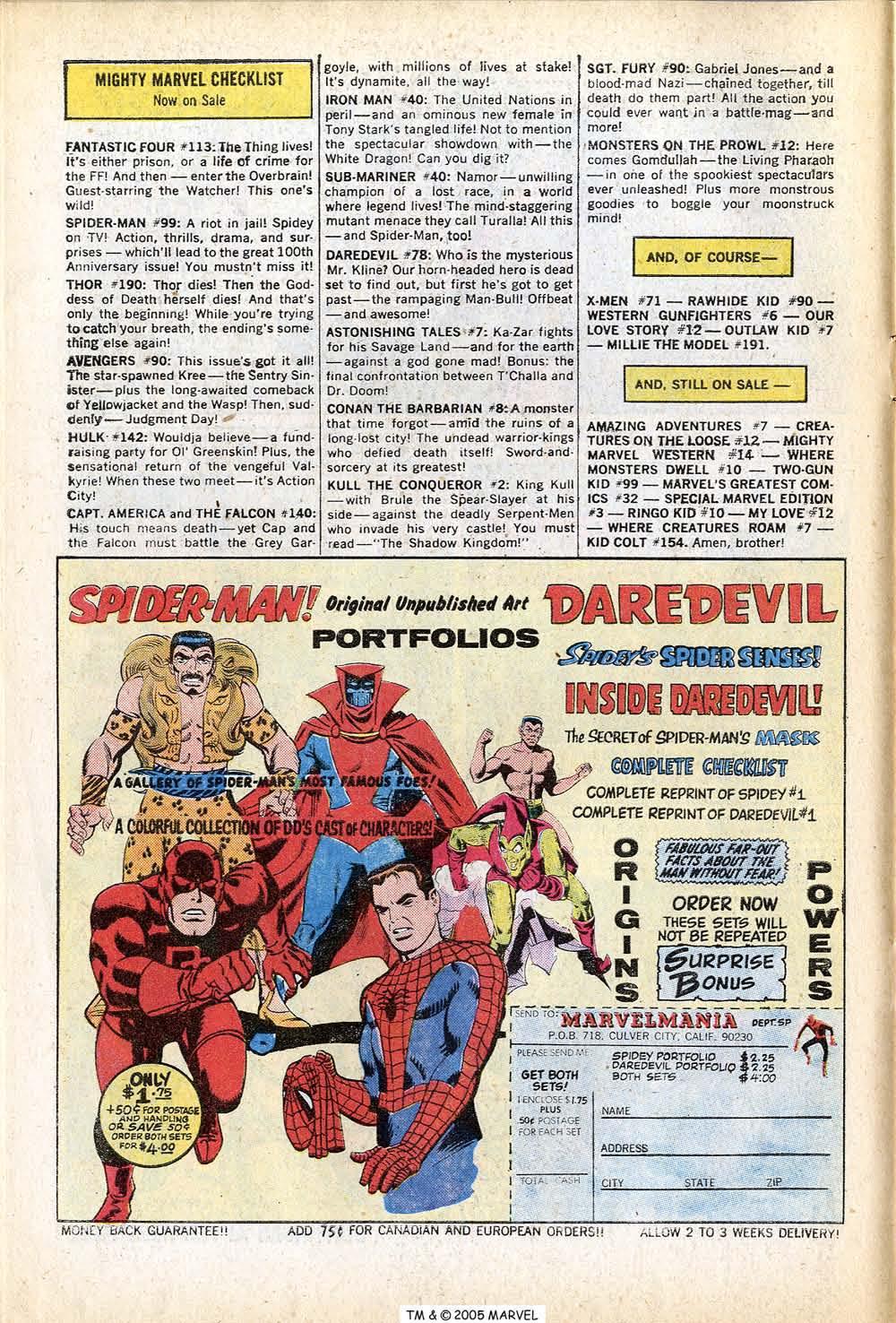 Uncanny X-Men (1963) issue 71 - Page 10