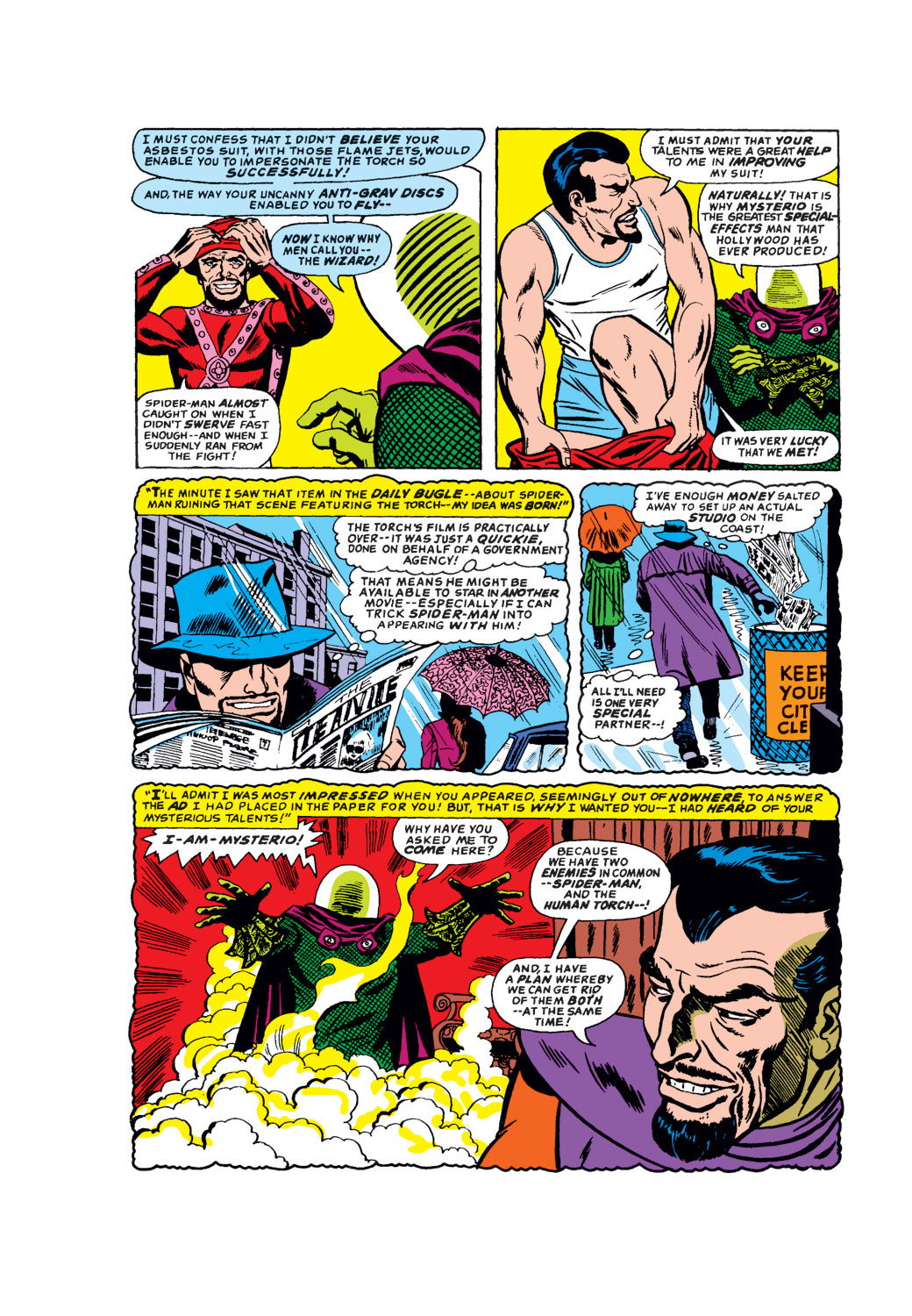 The Amazing Spider-Man (1963) _Annual_4 Page 19