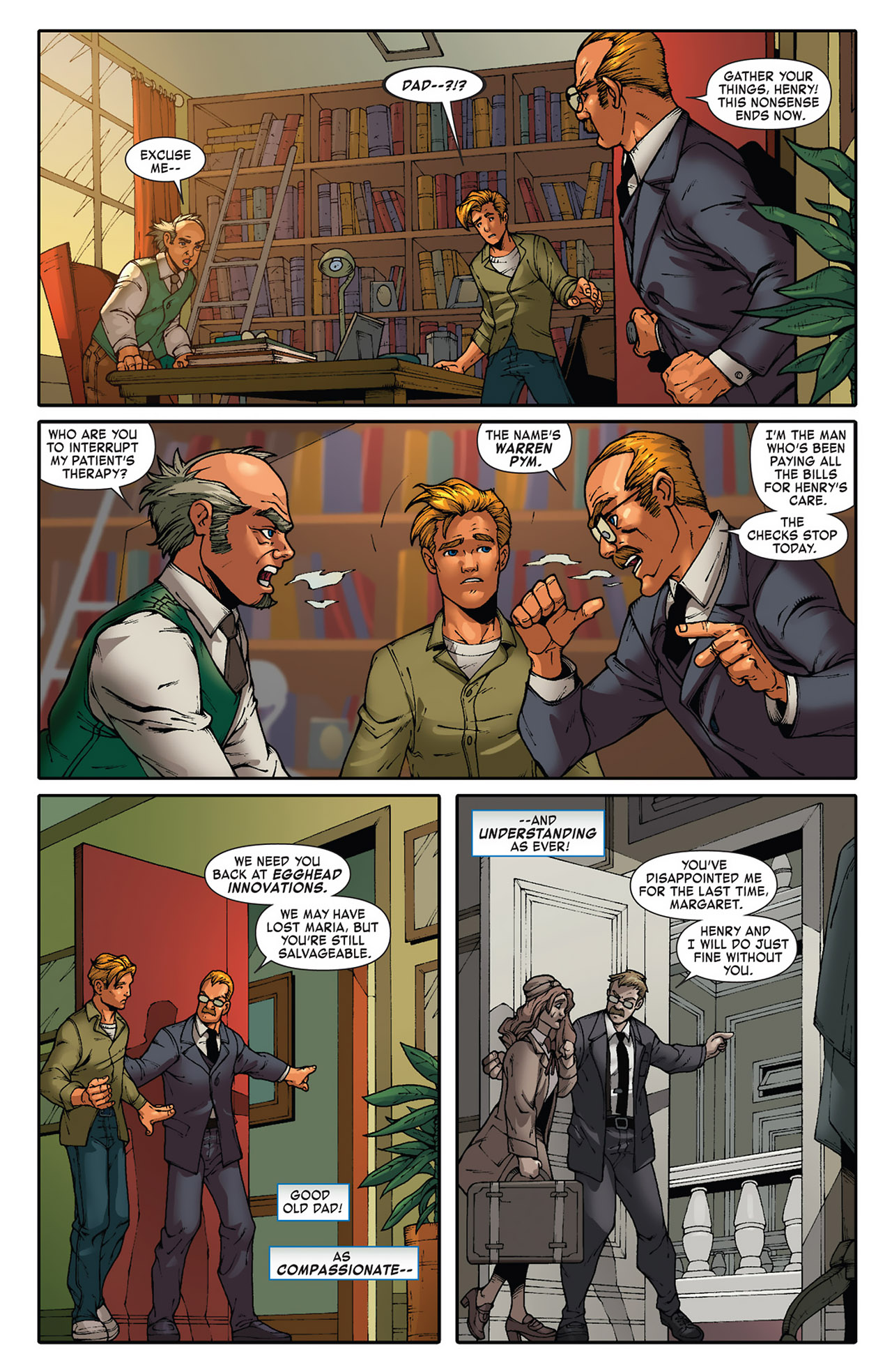 Read online Ant-Man: Season One comic -  Issue #Ant-Man: Season One Full - 5