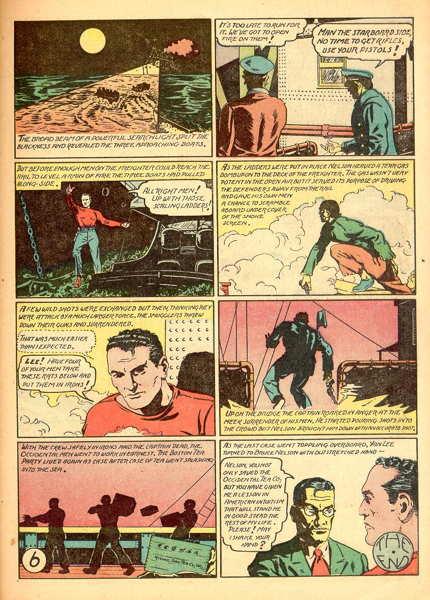 Read online Detective Comics (1937) comic -  Issue #30 - 47