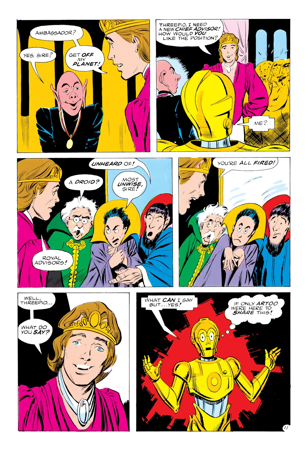 Star Wars: Droids (1986) issue 5 - Page 12