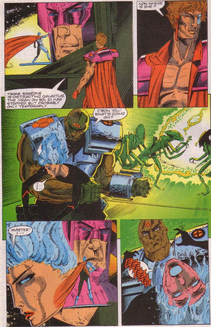 Read online Cyberspace 3000 comic -  Issue #3 - 7